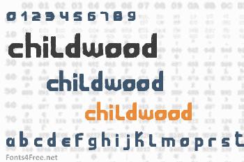 Childwood Font