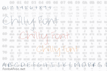 Chilly Font