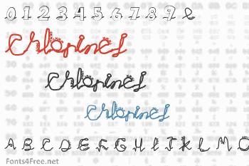 Chlorinej Font