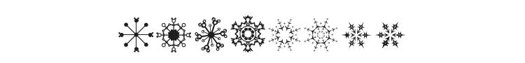Christmas Mouse Font