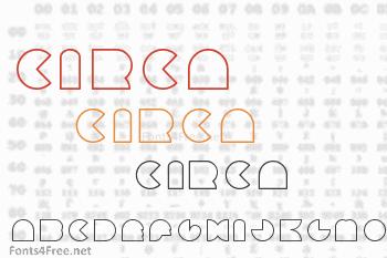 Circa Font