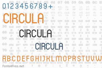 Circula Font