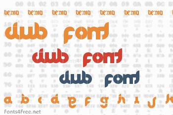 Club Font