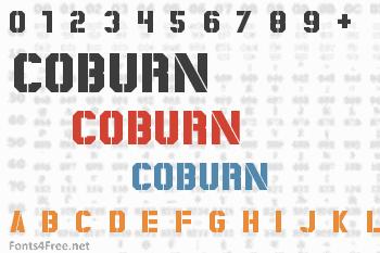 Coburn Font