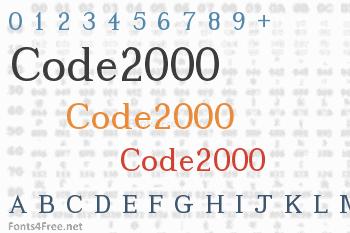 Code2000 Font