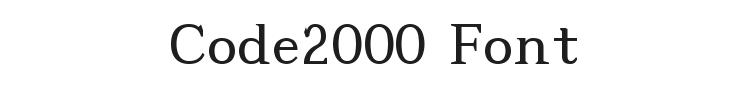 Code2000