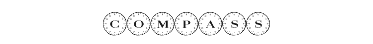 Compass Font Preview