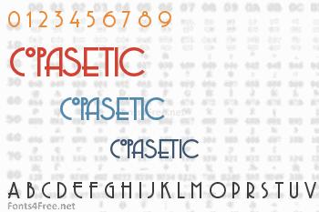 Copasetic Font