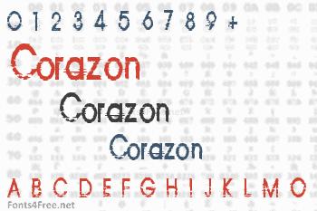 Corazon Font
