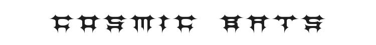 Cosmic Bats