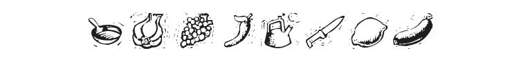 Counterscraps Font Preview