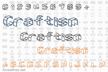 Craftism Font