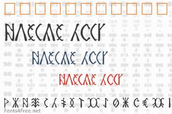 Csenge Font