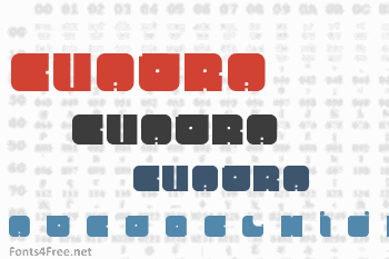 Cuadra Font