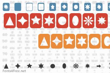 Cut Outs for 3D FX Font