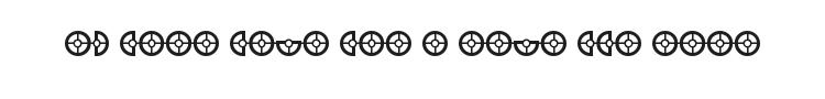Cybertron OpCode Font
