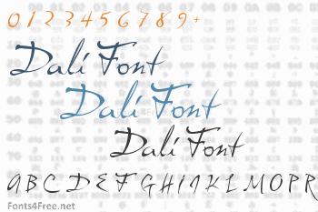 Dali Font