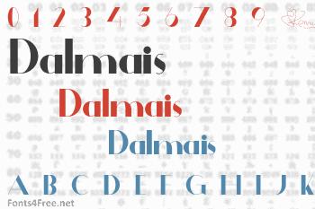 Dalmais Font