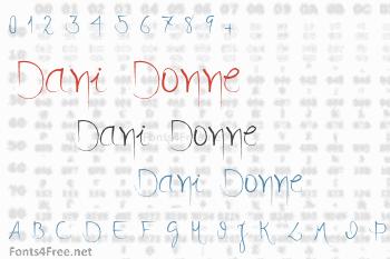 Dani Donne Font