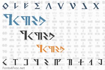 Davek Font