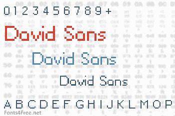 David Sans Font