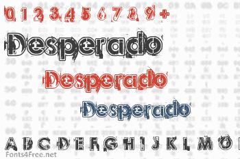 Desperado Font