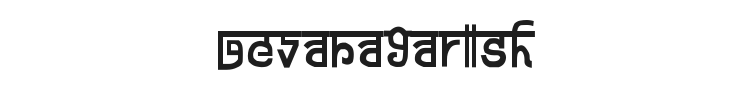 Devanagarish Font Preview