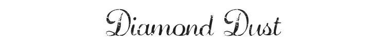 Diamond Dust Font