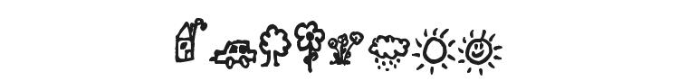 Dingies Font