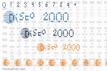 Disco 2000 Font