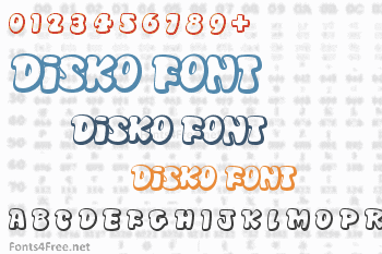 Disko Font