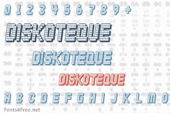 Diskoteque Font