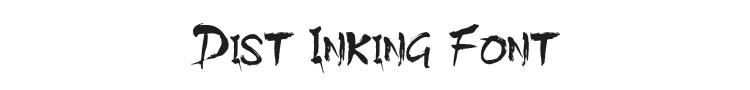 Dist Inking