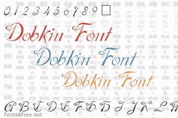 Dobkin Font