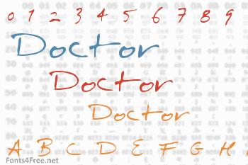 Doctor Font