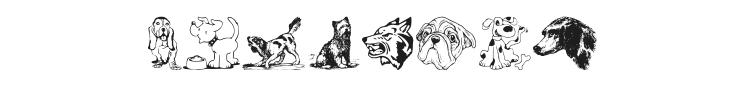 Dogg Art Font Preview