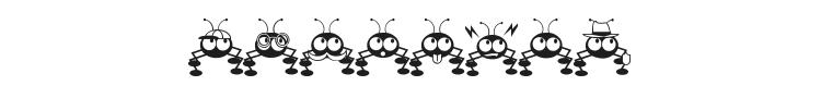 Dont Bug Me Font