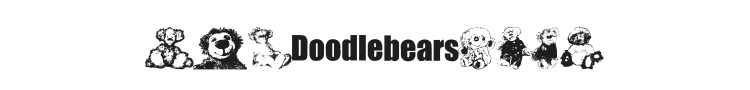 Doodlebears Font Preview