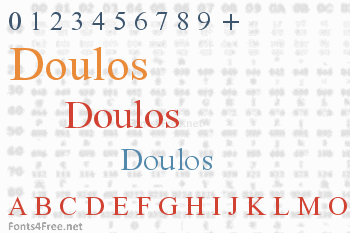 Doulos Font