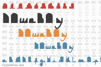 DownBoy Font