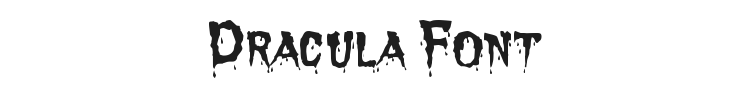 Dracula Font Preview