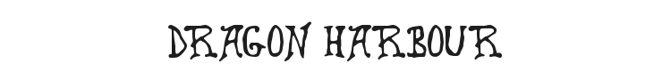 Dragon Harbour Font