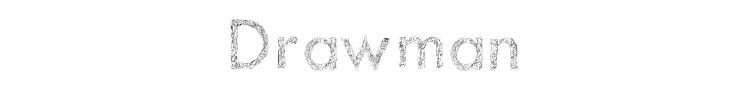 Drawman Font Preview