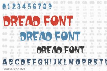 Dread Font