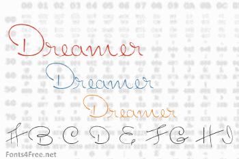 Dreamer Font