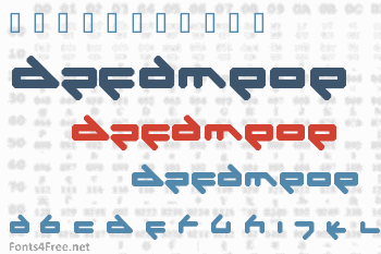 Dreampop Font