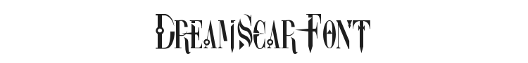 DreamScar Font Preview