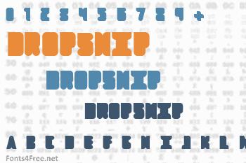 Dropship Font