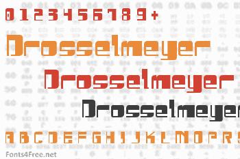 Drosselmeyer Font