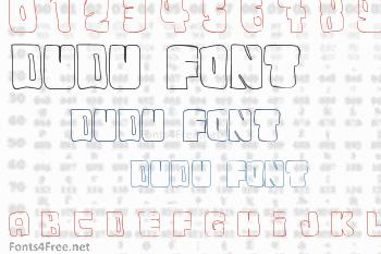 Dudu Font